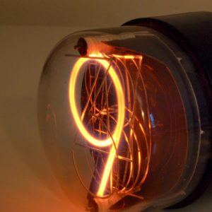 Rodan-Okaya CD27 Nixie Tube