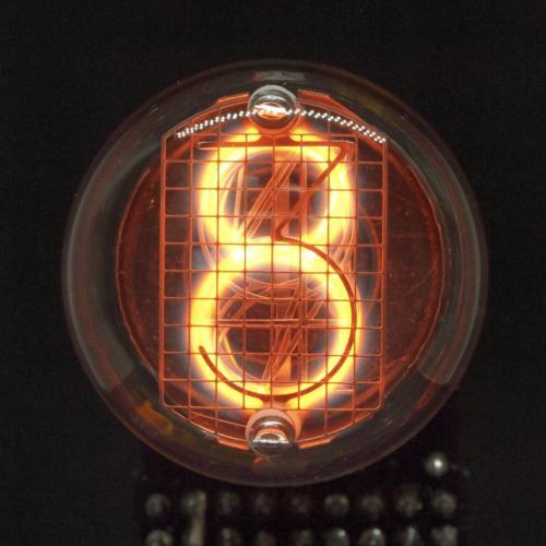 NEC CD-102 Nixie Tube