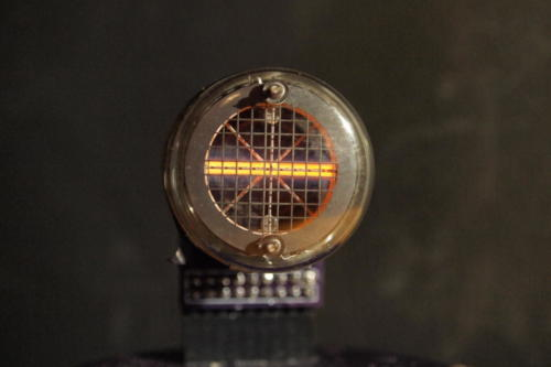 Rodan CD-14 showing minus sign