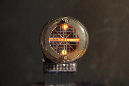 Rodan CD-14 showing divide sign