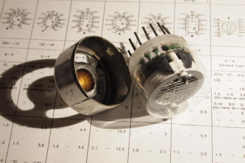 Rodan CD-14 casing and side view