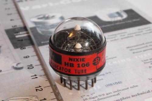 HB-106 Nixie Tube