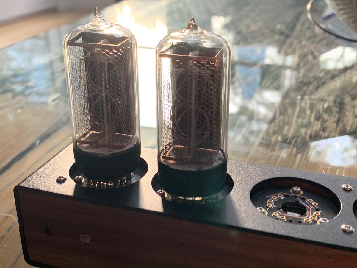 GR10J Nixie Clock - Assembly